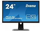 Iiyama ProLite XB2483HSU Zwart