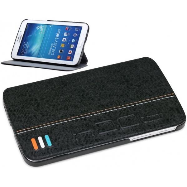 Rock ROCK Leather case Samsung Galaxy Tab 3 7.0 (EXCEL Serie black)