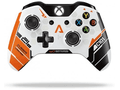 Goedkoopste Microsoft Xbox One Wireless Controller (V1) - Titanfall Limited Edition Wit