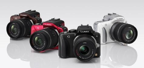 Panasonic Lumix G3 inleiding