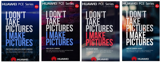Huawei-posters