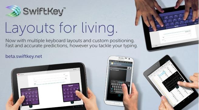 SwiftKey 4.3