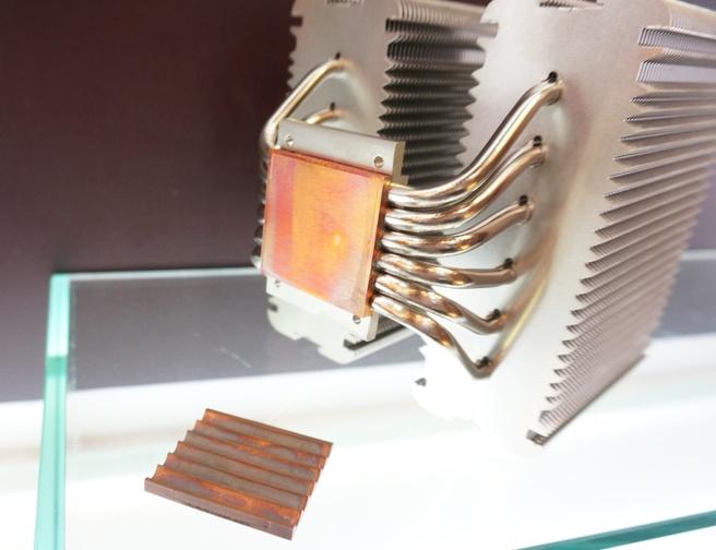 Noctua diamanten base plate