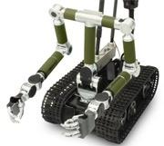 HDT Global robotarmen