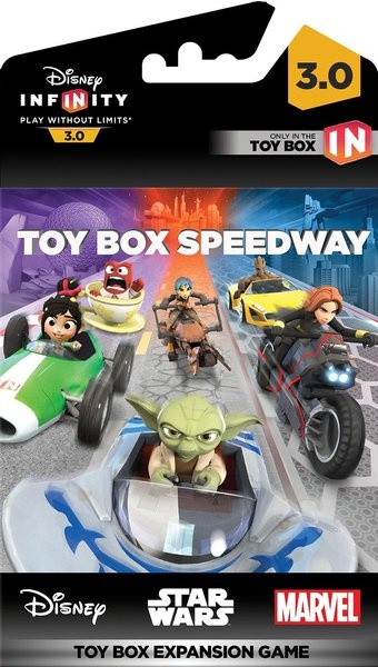 Infinity 3.0: Toy Box Speedway Expansion Game