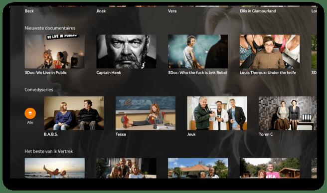 NPO Start-app op Apple TV