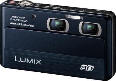 Panasonic Lumix 3D1