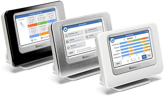 Honeywell Badkamer Verwarming : Honeywell laat temperatuur per kamer instellen via mobiele