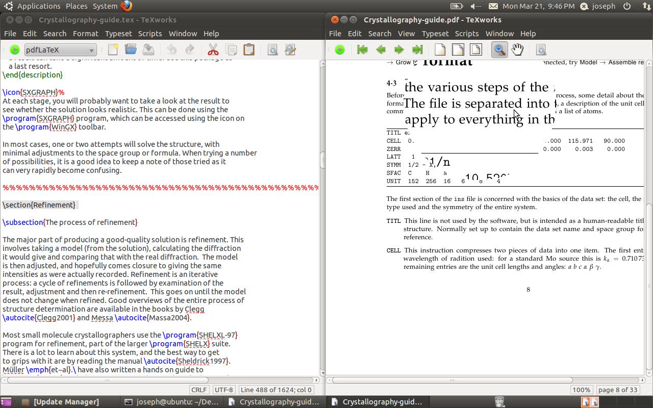 Texworks Download Mac