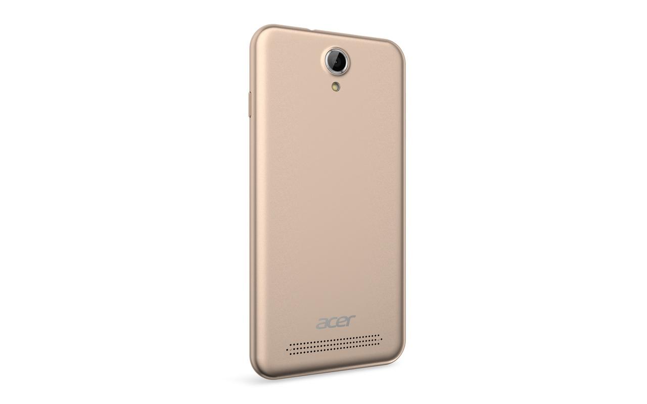 Acer Liquid Z6 gold
