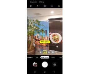 Camera-interface S10