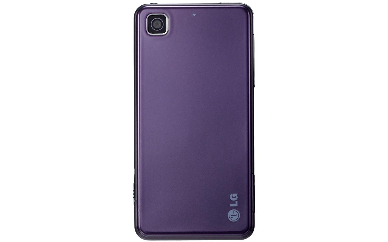 LG Pop GD510 Paars (T-mobile-prepaid)