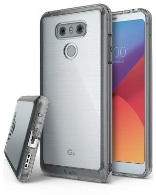 Ringke Fusion LG G6 Case - Smoke Black