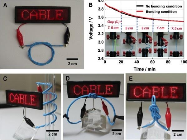 LG's kabel-accu