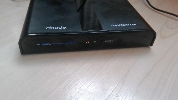Voorkant HD300PL