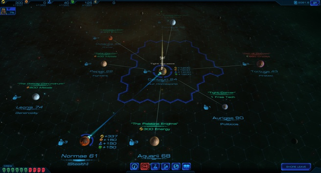 Preview Sid Meier's Starships