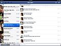 Facebook voor iPad