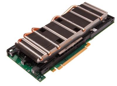 Nvidia Tesla M2050-gpu