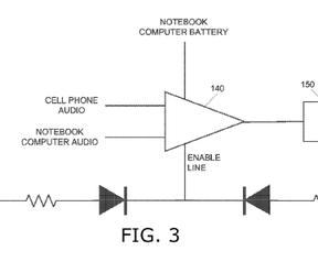 Chromebook-dock patent