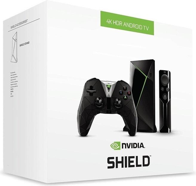 Nvidia Shield TV (16 GB, 2017) Zwart