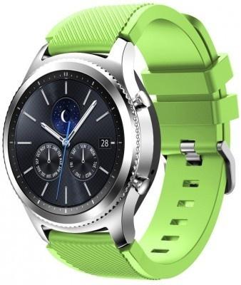 qMust Sport armband voor Samsung Gear S3 Classic / Frontier - groen