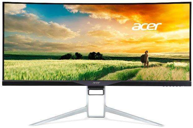 """Acer 34"""""""