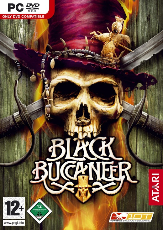 Black Buccaneer - The Pirate's Curse, PC
