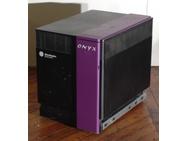 SGI Onyx met 4 MIPS R4400 microprocssors