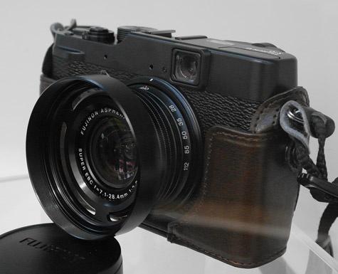 Fujifilm X10 inleiding