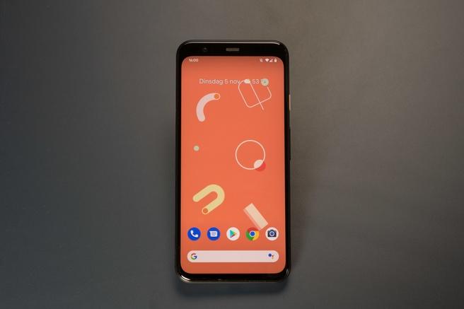 Productfoto's Google Pixel 4 en 4 XL