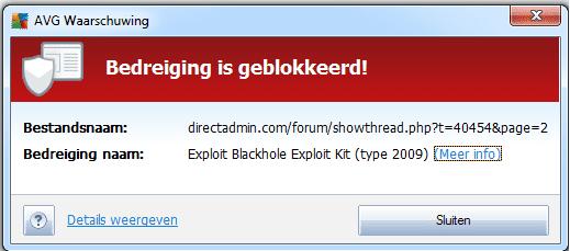 Direct Admin hack