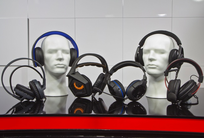 PlayStation 4 headsets