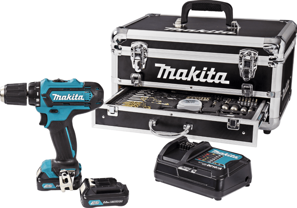 makita df331 2000 mah accessoires set prijzen tweakers. Black Bedroom Furniture Sets. Home Design Ideas