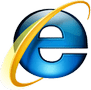 Microsoft Internet Explorer logo (90 pix)