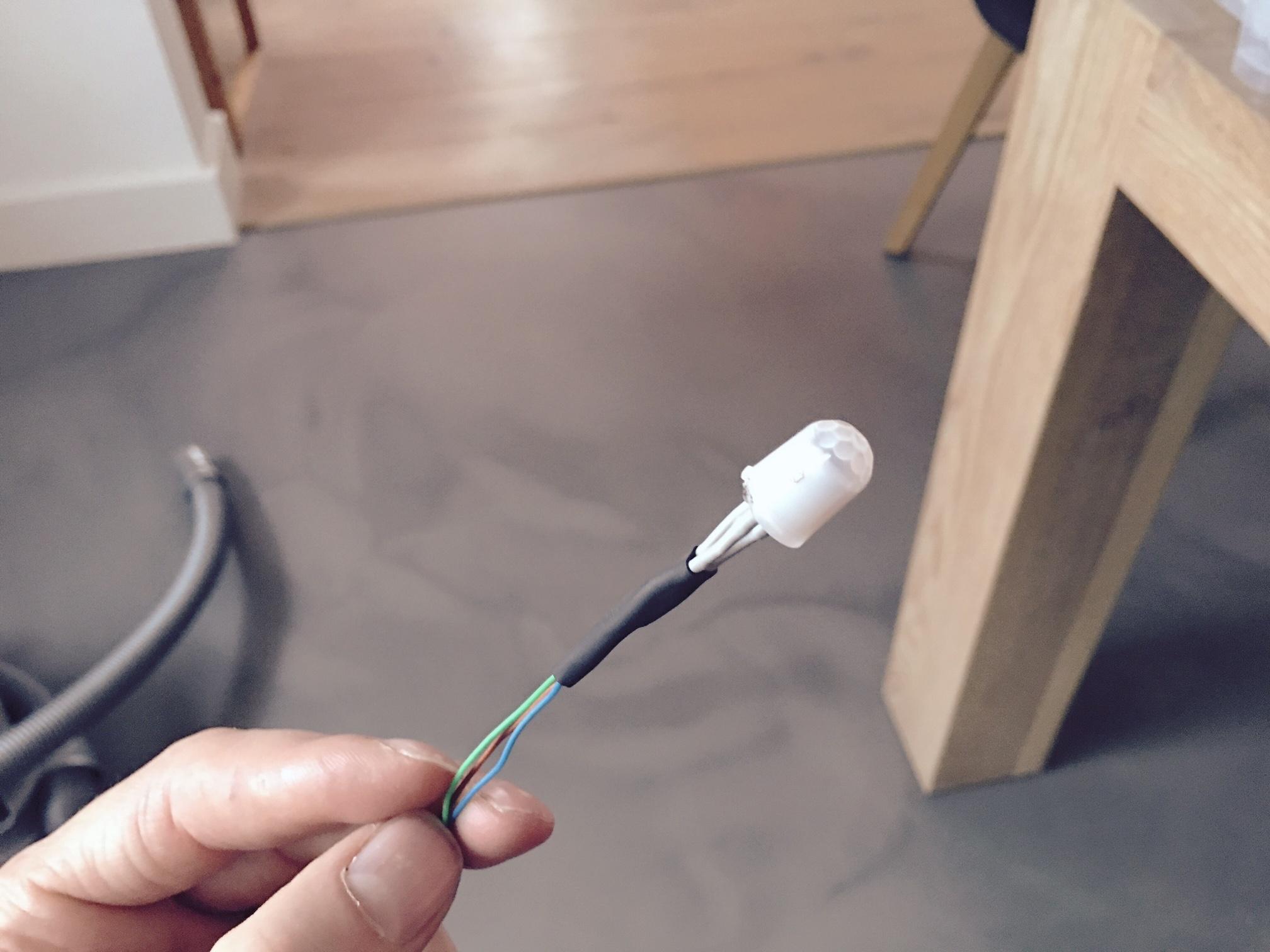Panasonic pir-sensor