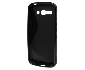 Kees S-line Gel Hoesje Alcatel One Touch Pop C9 - Zwart