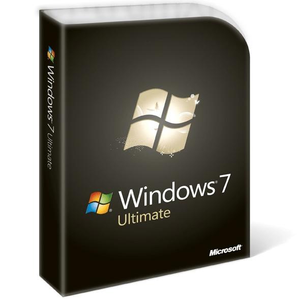 Microsoft Windows 7 Ultimate (NL Upgrade)