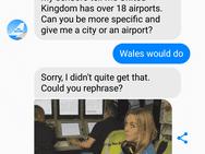 Chatten met BlueBot