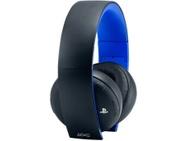 Sony Gold Wireless Headset Zwart
