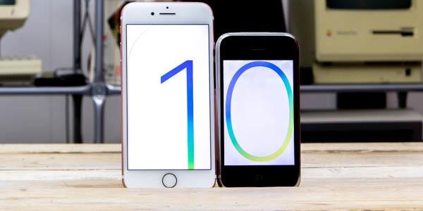 iPhone 10 jaar