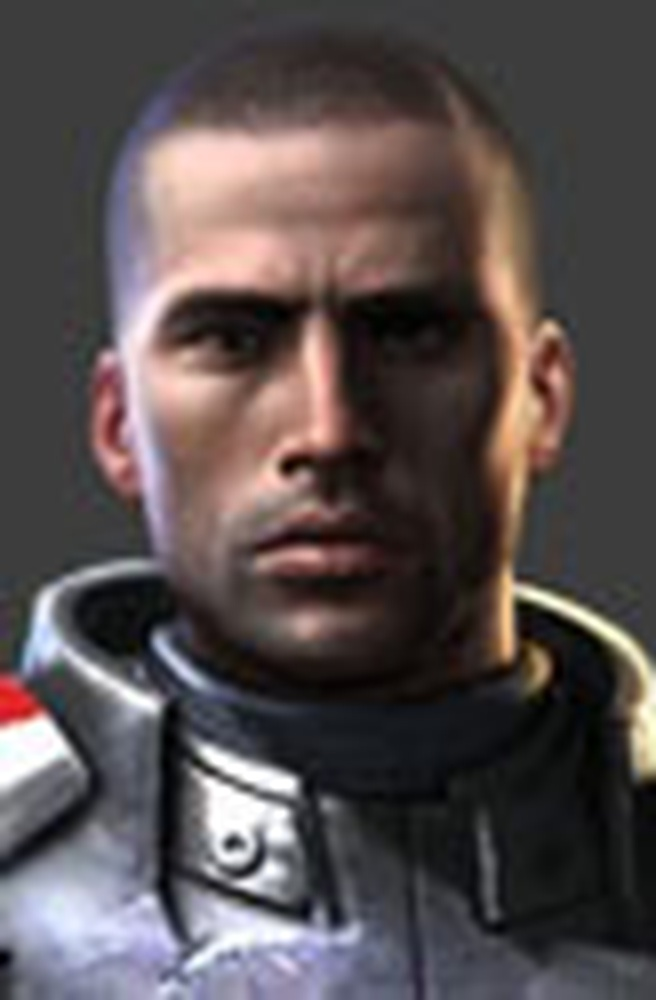 Mass Effect's Commander Shepard