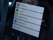 Google-concept van Android N in Maserati