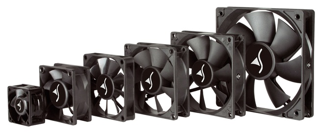 Sharkoon System Fan S60 4044951005482