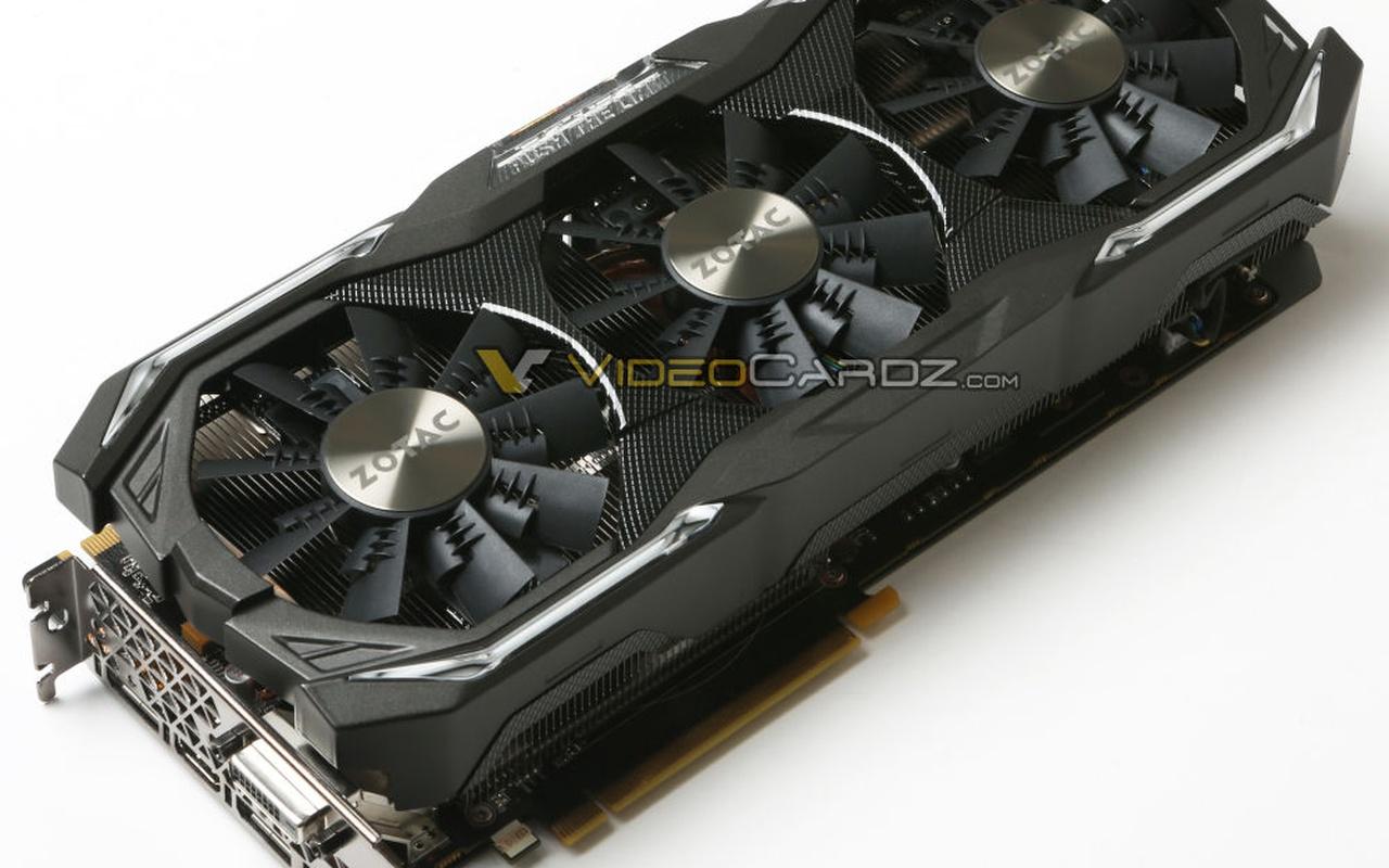 Zotac GTX 1080 AMP!