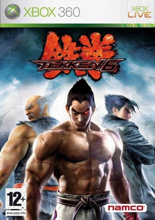 Tekken 6, Xbox 360