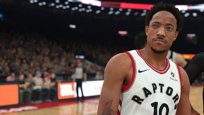 NBA 2K18, PlayStation 4