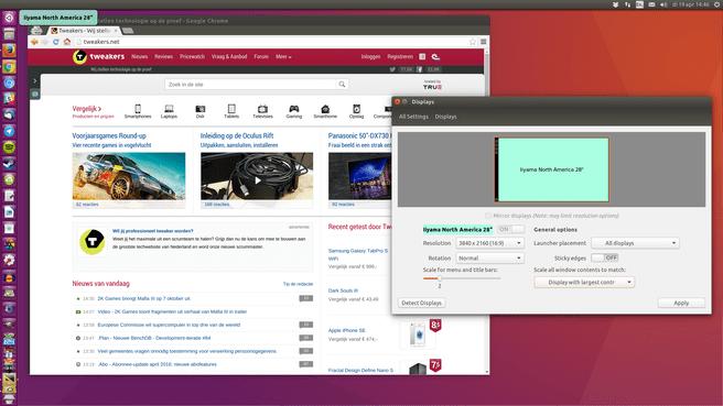 Ubuntu Xenial Xerus 16.04 uhd-monitor