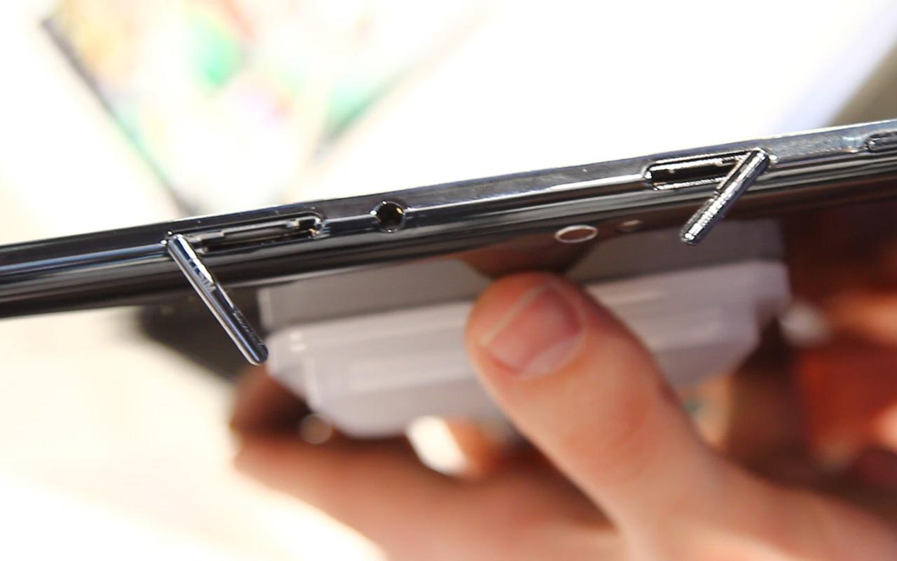samsung galaxy note 10 1 tablet met stylus   de behuizing en hardware