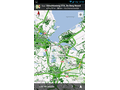 Fietsroutes in Google Maps voor Android