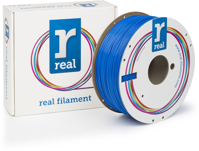 REAL filament blauw 1,75 mm ABS 1 kg